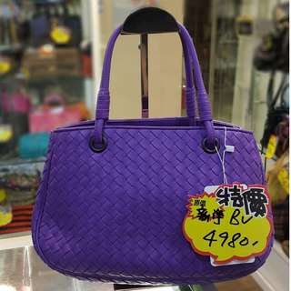 接近全新 BV purple color