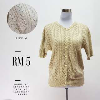Vintage Knitted