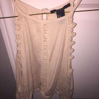 Forever 21 top size small
