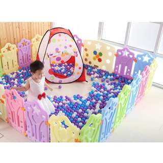 FREE SHIPPING BABY SAFETY PLAYPEN PLAY YARD