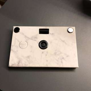 Paper Shoot Camera - Marble Design