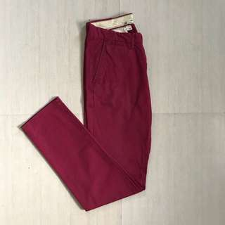 H&M SLIM PANTS
