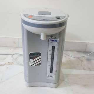 Thermo Pot 6L Global GAP-600