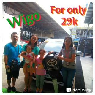 All new toyota wigo 2018 model 29k dp all in christmas promo