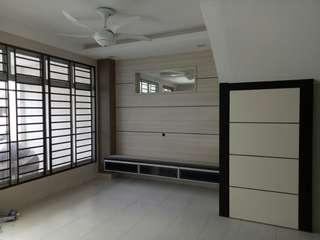 Double Storey Scientex Kulai For Rent