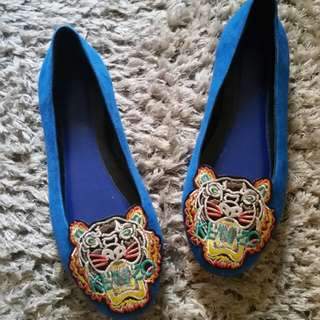 Kenzo limited edition dress shoes