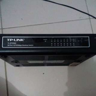 TP LINK 16PORT SWITCH