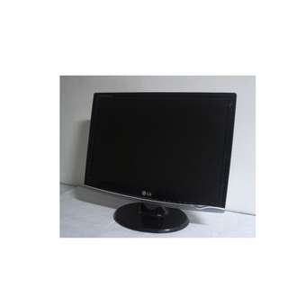 For Sale 19' Lcd Monitor Wide Black