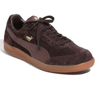 Sepatu PUMA liga suede (clasic) Brown