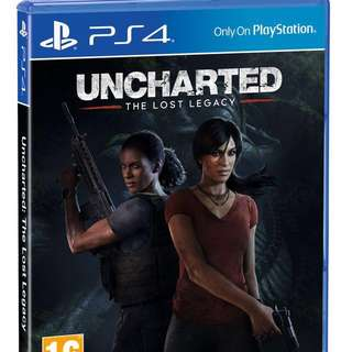 WTB: Uncharted The Lost Legacy