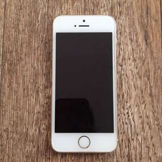 Iphone 5S gold 16gb mati