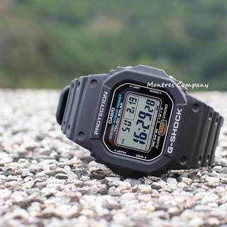 Montres Company香港註冊公司(25年老店) CASIO g-shock G-5600 G-5600E G-5600E-1 有現貨 G5600 G5600E G5600E1