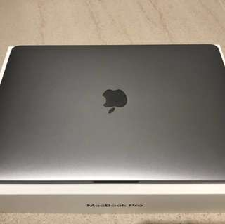 "2017 MacBook Pro 13"" 128gb"