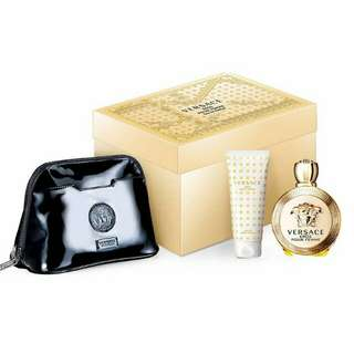 Versace Eros Pour Femme 3's Gift Set