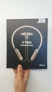 BNIB Sealed Samsung Bluetooth U Flex Headphones