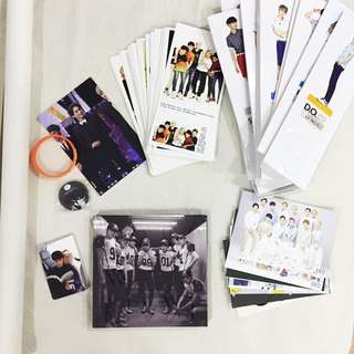 EXO Love Me Right Repackage Album (Chinese Version)