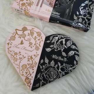 Too Faced X Kat Von D Better Together Eyeshadow