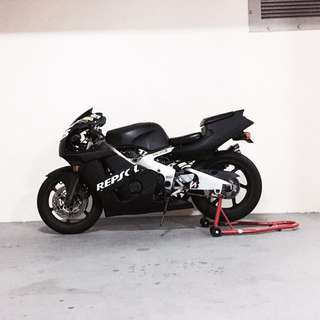 Servicing for CBR400