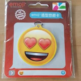 貨到付款。【現貨】EMOJI悠遊卡 EMOJI造型悠遊卡。 台北高雄捷運卡火車卡公車卡交通卡