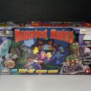 3D Board Game Relic Raiders Haunted Ruins