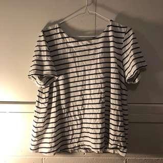 Beth Ellery Striped T-Shirt
