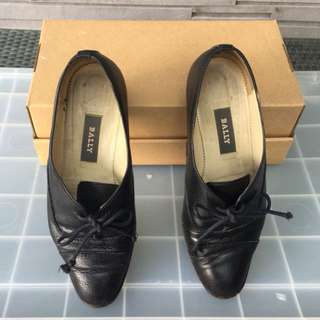 Lady's Bally Shoes
