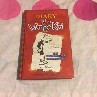 Dairy Of A Whimpy Kid