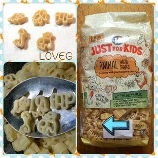 🐘<<動物造型通粉 - 兒童餐/大食會之選 Animal Pasta Shapes - perfect for kids' meal/gathering>>