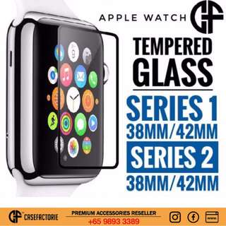 42mm/38mm Apple Watch Series 3/2/1 Tempered Glass