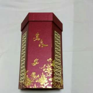 Mooncake Box - store jewellery/ hair accessories