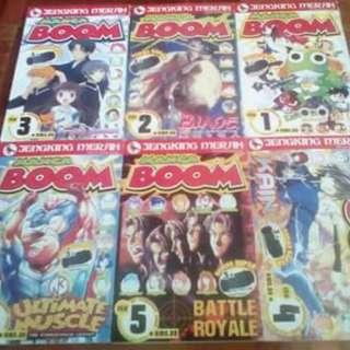 Manga Boom