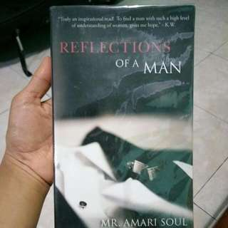 Reflection Of A Man