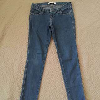 F21 Denim pants