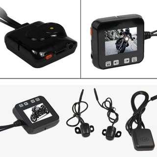 Dual Lens Camera DVR