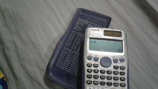 Scientific Calculator 991 es plus