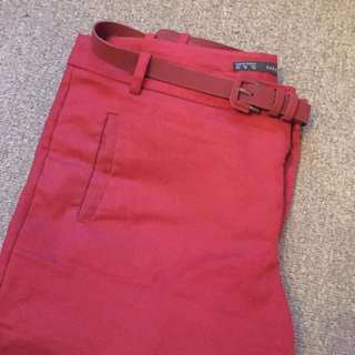 Zara Pants 3/4 Length - Size 16
