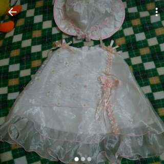Pre-loved Baptismal Gown
