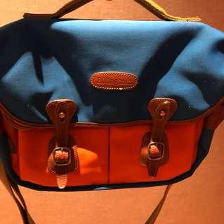 Billingham Hadley Pro (Orange/Blue) Limited edition