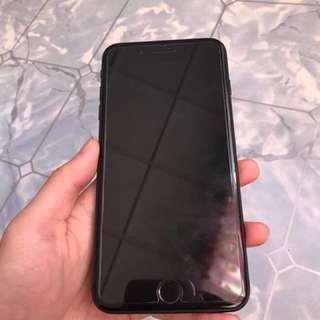 iPhone 7 Plus 256gb Matt Black