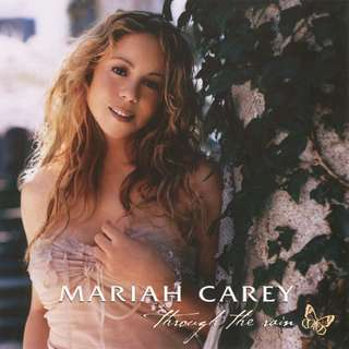 Mariah Carey Through The Rain cd single