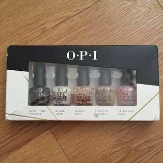 OPI mini set