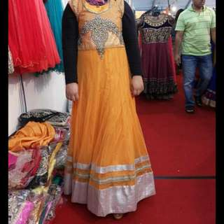Traditional Indian Dress