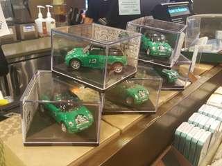 Starbucks 19 anniversary Malaysia collector car
