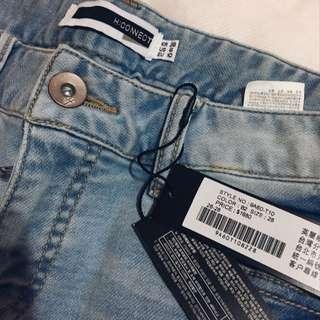 原價1680 h connect 牛仔褲
