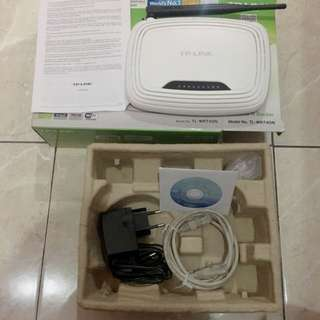 TP-Link Router TL-WR74ON