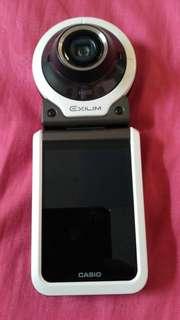 🚚 Casio Camera FR100