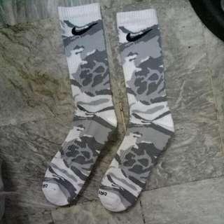 NIKE CREW SOCKS Camouflage Design