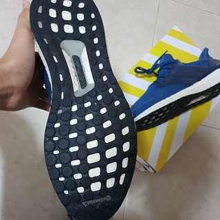 *STEAL* US10.5 Adidas Ultraboost 3.0 'Blue Petrol'