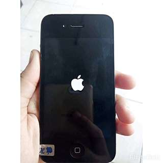 Iphone 4s Black 14GB