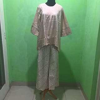 Batik Katun Set All-Size
